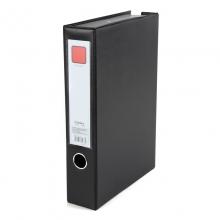 齐心A1236塑料磁扣式档案盒厚55mm