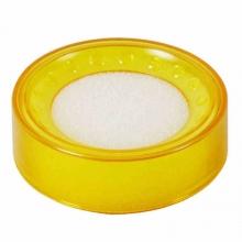 齐心B2090圆形点钞盒 办公财务会计专用品优质海绵湿水缸