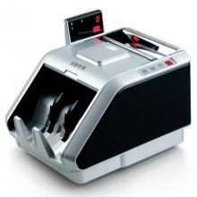 齐心JBYD-6188(B) 超级抓假王点验钞机双屏5磁头10红外