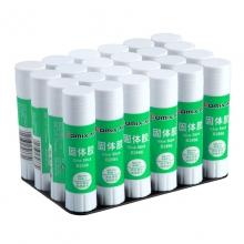 齐心B2666升级配方PVA超粘环保健康耐用固体胶棒9g单支