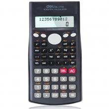 得力(deli)1710 函数型计算器  (商品多色,颜色随机发货)