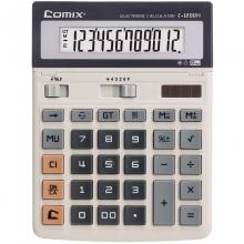 齐心计算器大号12位财务会计办公专用 C-1200h