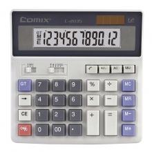 齐心C-2035电脑按键计算器财务金融银行专用键盘