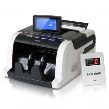 得力智能点钞机 3911 银行专用点钞机验钞机显示屏270度旋转