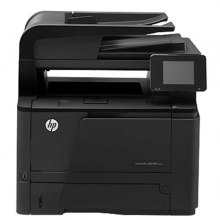 HP惠普LaserJet Pro 400 MFP M425dw黑白激光一体机