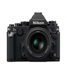 尼康(Nikon) Df单反相机机身 黑色