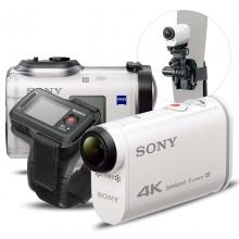 索尼(SONY) FDR-X1000VR 运动摄像机 背包固定座(BPM1)