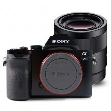 索尼(SONY) ILCE-7S 微单相机 黑色 (机身a7S/α7S)