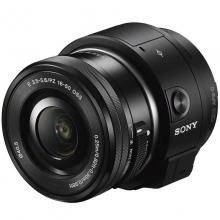 索尼(SONY) ILCE-QX1L 镜头相机 黑色