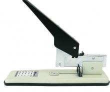 deli得力0393正品重型订书机大号装订机可订210页