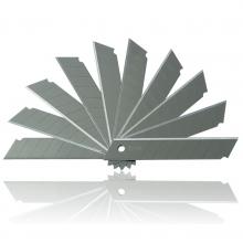 得力deli SK5高碳钢美工刀片2011大号刃口锋利  10片/盒