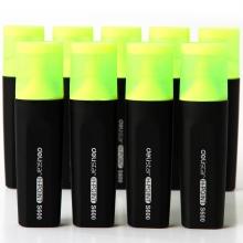 得力S600 荧光笔 办公学习文具用品
