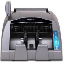 得力3910A点钞机新品B类语音双屏触摸屏智能混点
