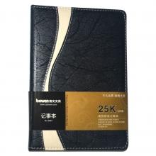 博文 5801 A5 25K 120张 205*143MM PU面料笔记本