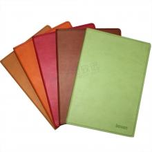 博文661(25K)A5 糖果色 PU仿皮封面笔记本 150页