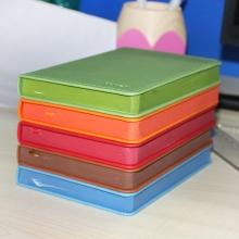 韩版新款博文 662 高档手工PU变色皮面笔记本