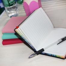 博文331 A5创意彩色记事本