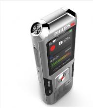 飞利浦(PHILIPS)DVT4000原装韩国进口大彩屏PCM线性超清晰长时间录音笔