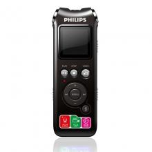 飞利浦(PHILIPS) VTR8000 8GB 集成摄像头录音笔 锖色