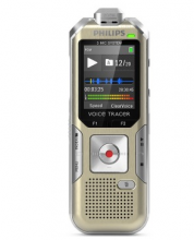 飞利浦(PHILIPS)DVT8000原装韩国360度全方位超清晰会议长时间录音笔