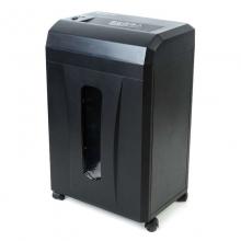 齐心 (COMIX) S303 高保密黑旋风碎纸机(6张纸一次\4级保密\续航10MIN)