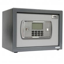 得力(deli)家用迷你电子密码保管箱3641(银灰色)