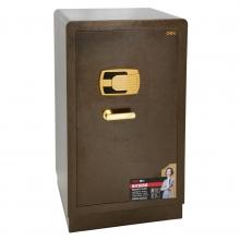 得力(deli)家用办公指纹保险柜3608(古铜色)