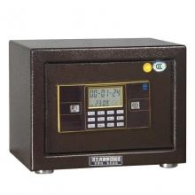 虎牌保险箱/柜 家用办公FDG-A1/D-258国标3C认证电子密码+钥匙 防盗箱