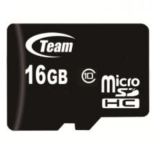 十铨 TEAM 16GB CLASS10 TF MICRO SD 高速手机存储卡