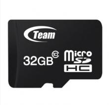 十铨 TEAM 32GB CLASS10 TF MICRO SD 高速 手机存储卡