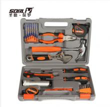 圣德保罗 SD-008工具套装 29件套五金工具组合 含螺丝刀卷尺