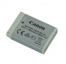 佳能 PowerShot G7X NB-13L 锂电池13L 1250毫安