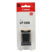 佳能E6单反相机原装电池 LP-E6N 锂电池/5D2/5D3/7D/6D/60D 正品