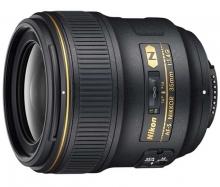 尼康(Nikon) AF-S 35mm f/1.4G定焦镜头