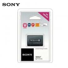 SONY/索尼 NP-FV70摄像机原装电池PJ820E PJ670 AX100E fv70