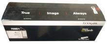 原装利盟 70C0D10 700D1 CS310dn CS410dn CX410DE 黑色显影单元