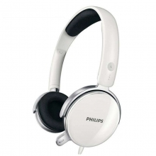 飞利浦(PHILIPS) SHM7110U /97 可更换耳罩 头戴式 耳麦 白色