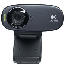 罗技 C310高清网络视频笔记本YY主播带麦克风摄像头