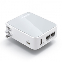 TP-LINK TL-WR720N 迷你无线路由器 wifi 3G 便携式 USB充电器AP