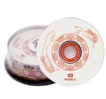 清华同方25片装 空白光盘 A++品质 飞天DVD