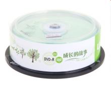 紫光(UNIS)DVD-R 16速 4.7G 成长的故事系列 桶装25片 刻录盘