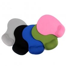 国产创意可爱卡通硅胶护腕鼠标垫多色可选