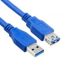 USB3.0 延长线 公头对母头 加长线1米1.5米2米3米5米兼容2.0