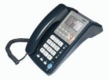 步步高HCD6156有绳固定电话机  水晶按键 夜光
