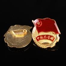 中国共青团员滴胶胸牌