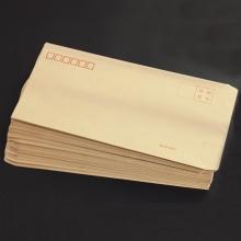 国产6# 12*25CM 牛皮纸信封 100个/包