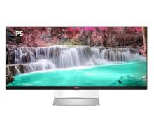 LG 34UM95-P 34英寸高分辨率21:9超宽IPS硬屏护眼不闪LED背光液晶显示器