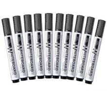 齐心(COMIX)WB705 可加墨白板笔10支装