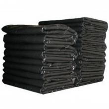 国产黑色垃圾袋50*60cm  100个/包