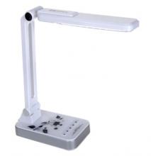 雅格YAGE3986充电式LED百变智能折叠台灯滑动渐变调光开关